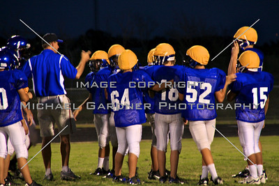 Jarrell Cougars Football  Shot #2042