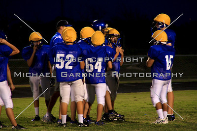 Jarrell Cougars Football  Shot #2043