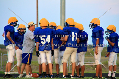 Jarrell Cougars Football  Shot #2037
