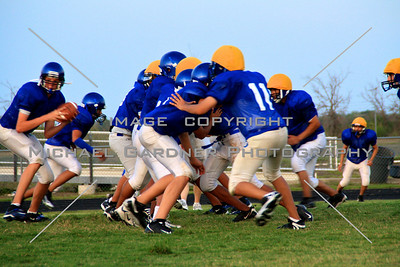 Jarrell Cougars Football  Shot #2030