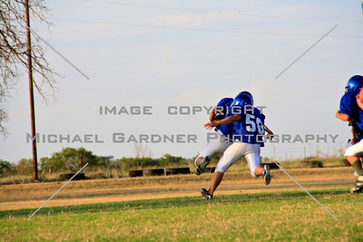 Jarrell Cougars Football  Shot #2011