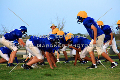 Jarrell Cougars Football  Shot #2029