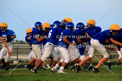Jarrell Cougars Football  Shot #2031