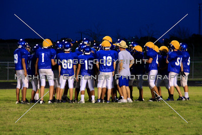 Jarrell Cougars Football  Shot #2040