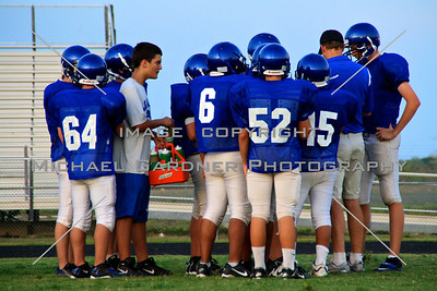 Jarrell Cougars Football  Shot #2036