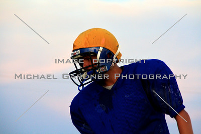 Jarrell Cougars Football  Shot #2033