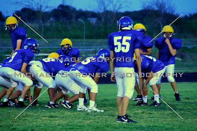 Jarrell Cougars Football  Shot #2038
