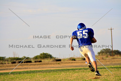 Jarrell Cougars Football  Shot #2010