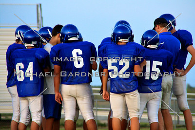 Jarrell Cougars Football  Shot #2035