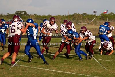 Jarrell Football - 2010-09-09 - IMG# 09-000056