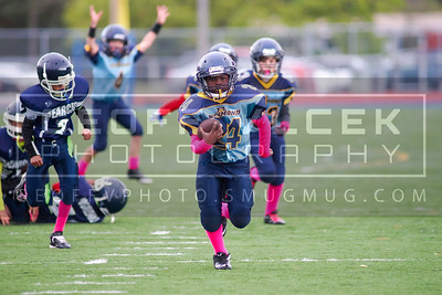 10/10/15- Burien vs Richmond Blue- Peewee