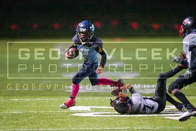 10/31/15- Richmond Blue vs Archbishop Murphy- Peewee