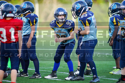 9/19/15- Interbay vs Richmond Blue- Peewee