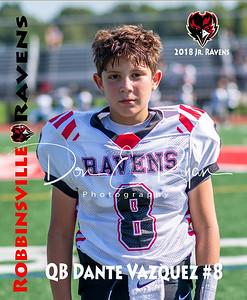 Dante Football Card 2018 # 2