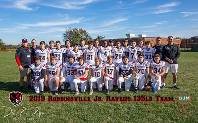 2019 135lb Team Photo