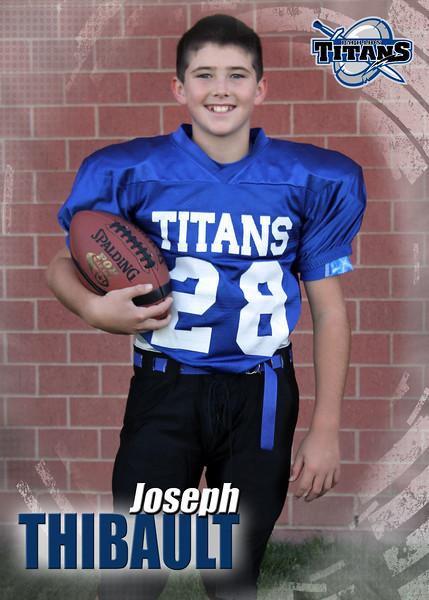 Pop Warner ~ Junior Titans Football