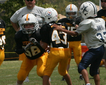 Cowboys v Steelers 003