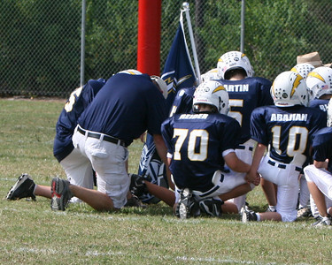 Jr Chargers v Crosby Cougars (5)