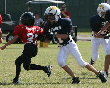Jr Chargers v Crosby Cougars (69)