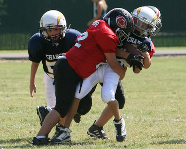 Jr Chargers v Crosby Cougars (29)