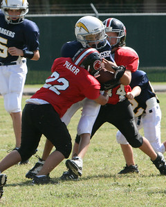 Jr Chargers v Crosby Cougars (28)