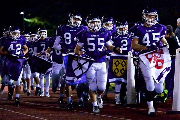 Kamiak Football v Beamer 2014 Playoffs