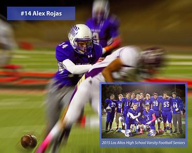 #14 Alex Rojas