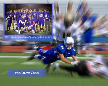 #44 Drew Coan