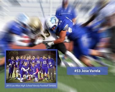 #53 Jose Varela
