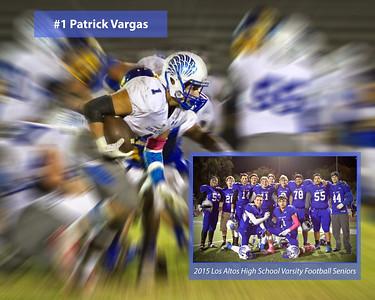 #01 Patrick Vargas