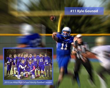 #11 Kyle Gounod