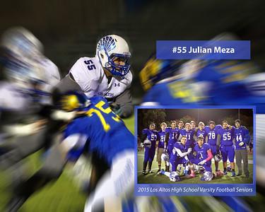 #55 Julian Meza