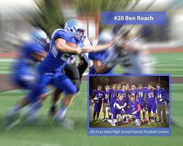 #20 Ben Roach