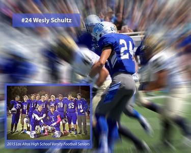 #24 Wesly Schultz