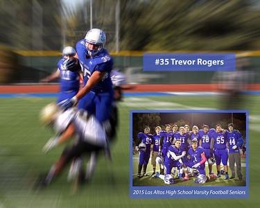 #35 Trevor Rogers