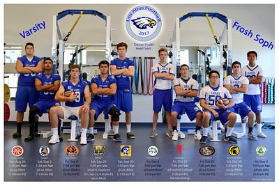 LAHS Varsity 2017