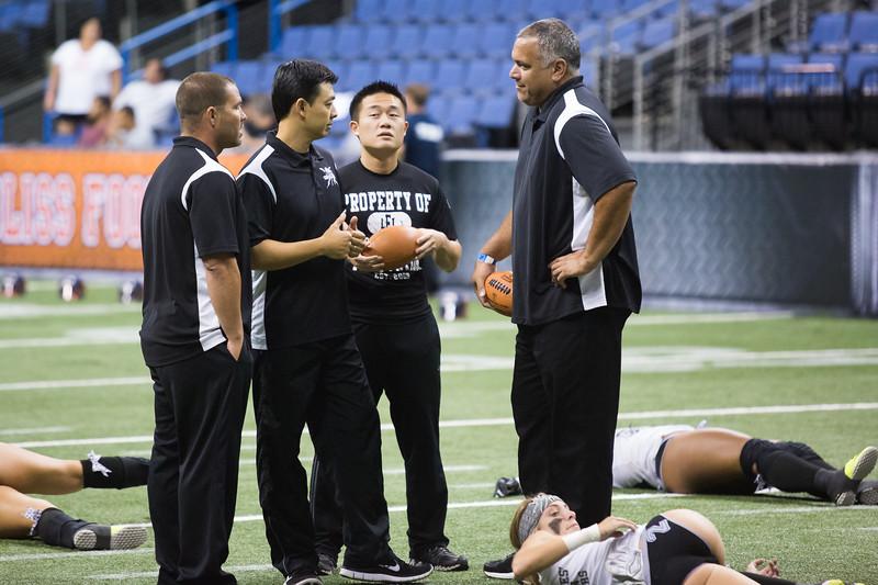 Eddie Chan, Jason Sands, Scott Talanoa
