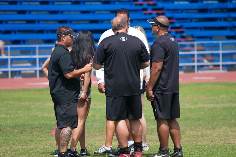 Lingerie Football League (LFL) Tryouts - L.A. Temptation