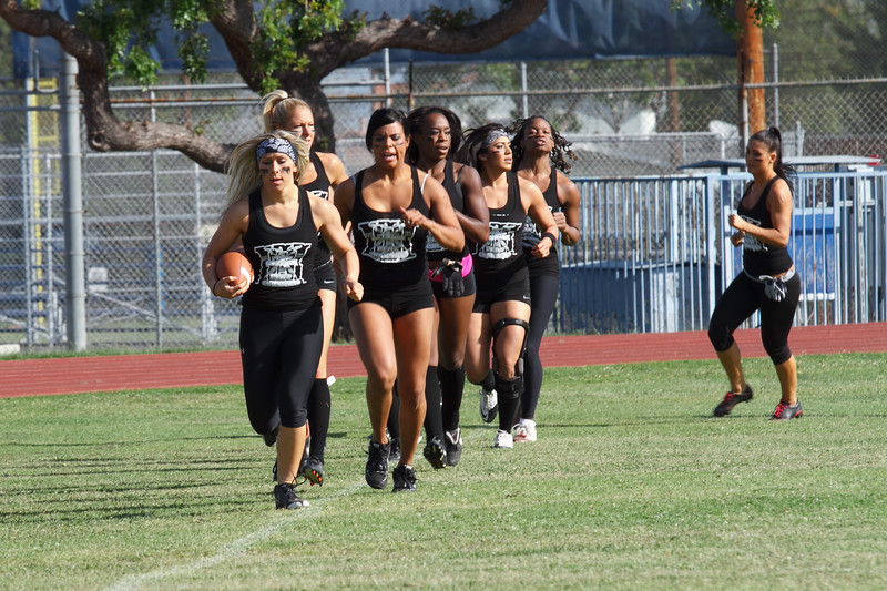 2012 Los Angeles Temptation Tryouts