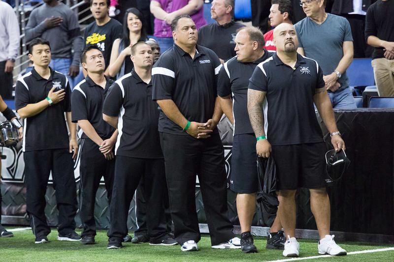 David Bizub, Eddie Chan, Jason Sands, Scott Talanoa, Tui Suiaunoa