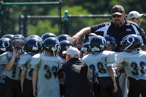 LOUYAA Oakdale Bears at Damascus Cougars - American 6-8