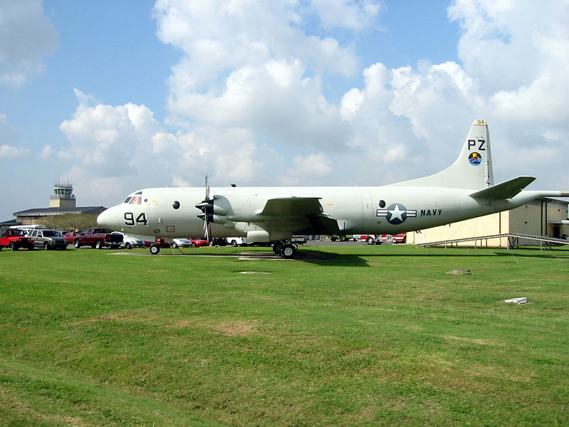 A C-130, maybe?