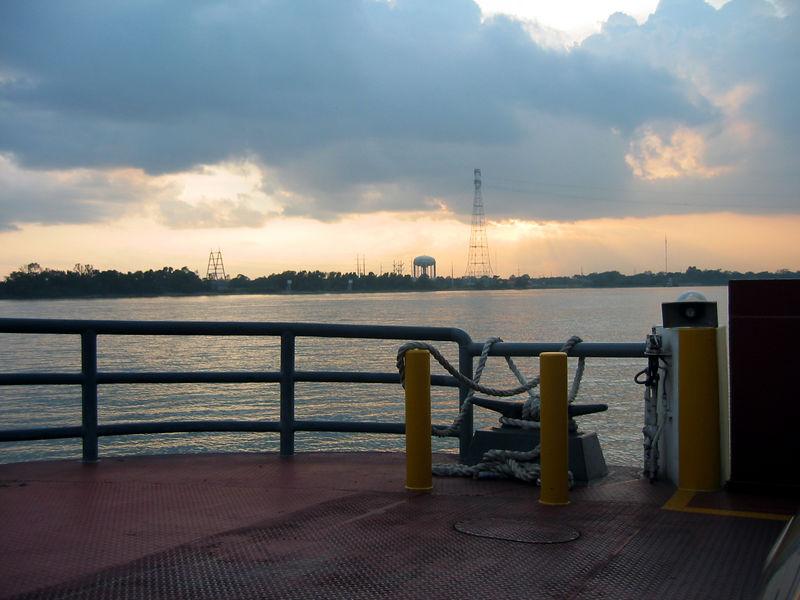 Chalmette ferry