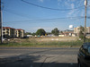 Taken from Louie's front door - what used to be the mall that contained the parking lot, Murphy's, IHOP, Chelsea's, SuperFresh, etc.