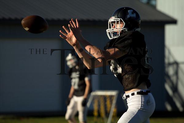 Lakeland Football - Practice (8-31-16)