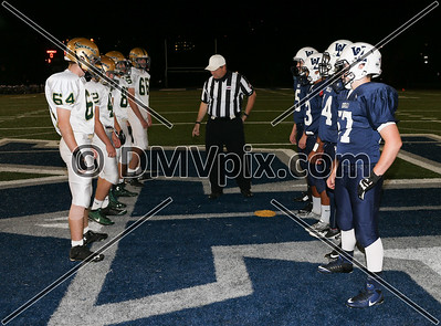 Langley @ W-L JV Football (08 Oct 2015)