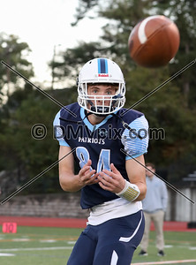 Langley @ Yorktown Varsity Football (12 Oct 2018)