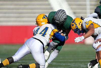 Lawrence vs Westhampton - Long Island Class III Football Final | Credit: Chris Bergmann Photography