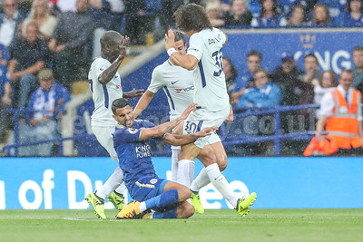 2017 EPL Premier League Leicester City v Chelsea Sep 9th