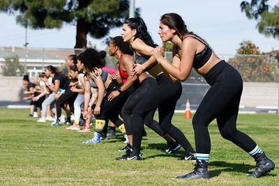 X League - 2020 Los Angeles Black Storm Tryouts (1/18/2020)